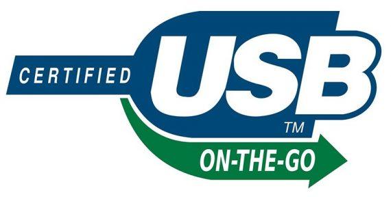 usb on the go logo